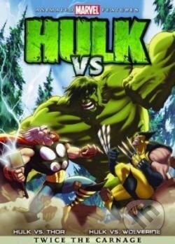 Hulk Vs. DVD