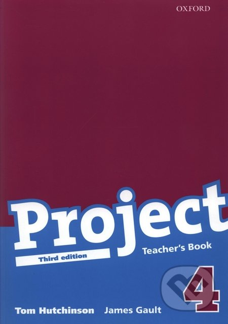 Project 4 - Teachers Book - Tom Hutchinson