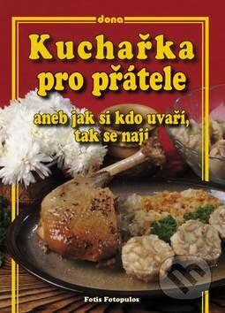 Fatimma.cz Kuchařka pro přátelé Image
