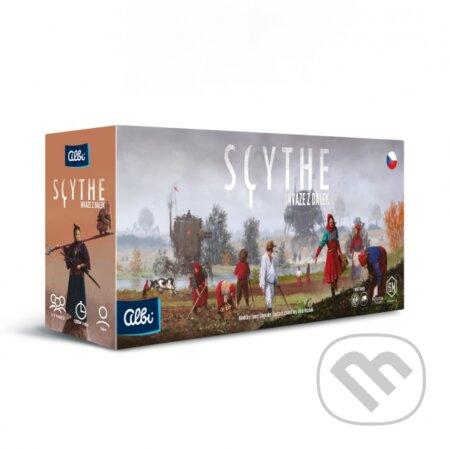 Scythe - Invázia z diaľok - Albi