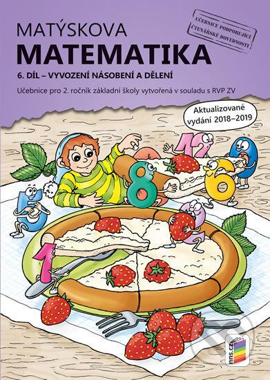 Fatimma.cz Matýskova matematika, 6. díl Image