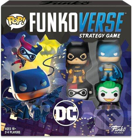 Funkoverse Strategy Game: DC Comics (English) - Fantasy