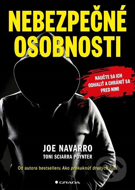 Nebezpečné osobnosti - Joe Navarro, Toni Sciarra Poynter