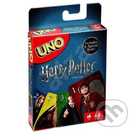 Uno HARRY POTTER -