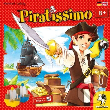 Piratissimo - Manfred Ludwig
