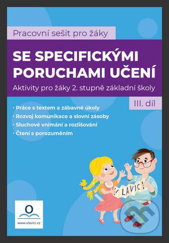 Fatimma.cz Pracovní sešit pro žáky se specifickými poruchami učení 3. díl Image