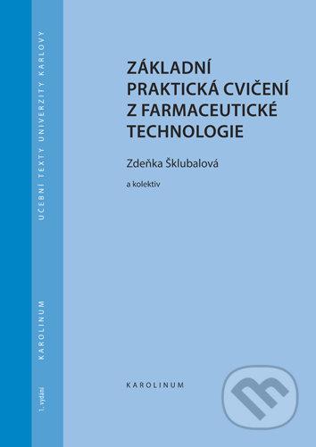 Fatimma.cz Základní praktická cvičení z farmaceutické technologie Image