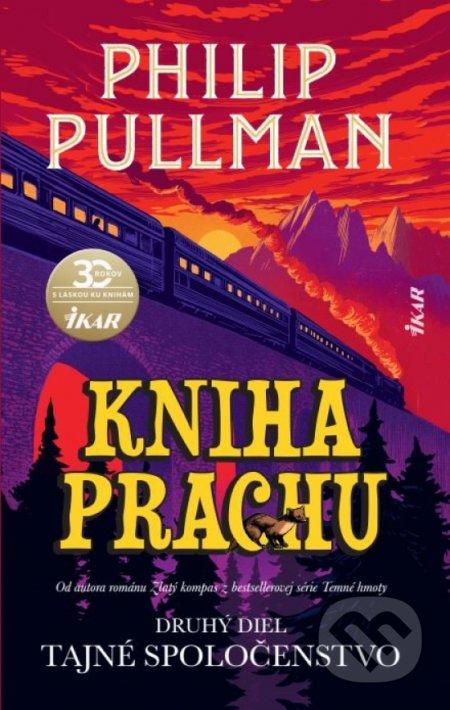 Kniha Prachu: Tajné spoločenstvo - Philip Pullman