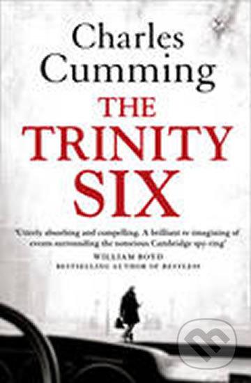 Trinity Six - Charles Cumming