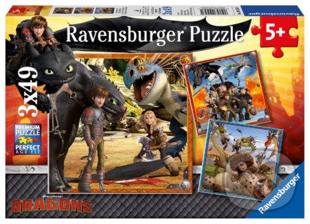 Jak vycvičit draka - Ravensburger