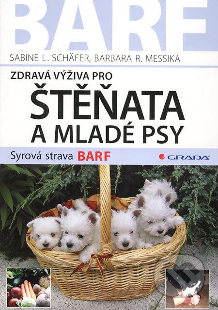 Fatimma.cz Zdravá výživa pro štěňata a mladé psy Image