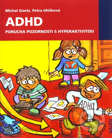 Fatimma.cz ADHD. Porucha pozornosti s hyperaktivitou Image