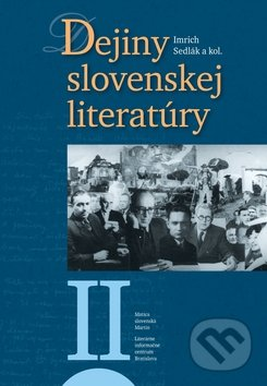 Fatimma.cz Dejiny slovenskej literatúry II. Image