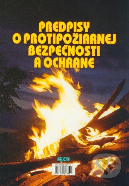Fatimma.cz Predpisy o protipožiarnej bezpečnosti a ochrane Image