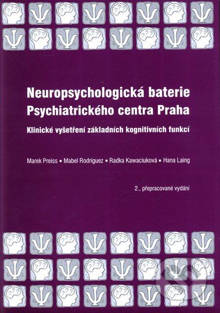 Fatimma.cz Neuropsychologická baterie Psychiatrického centra Praha Image