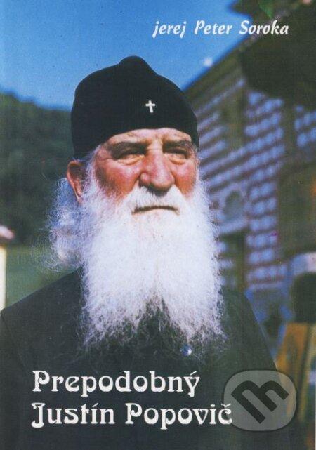 Fatimma.cz Prepodobný Justín Popovič Image