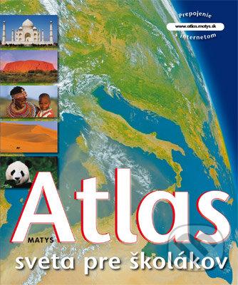 Fatimma.cz Atlas sveta pre školákov Image
