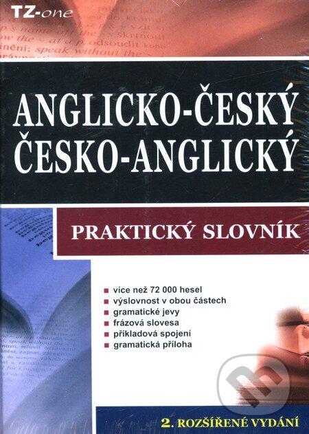 Fatimma.cz Anglický multioborový slovník + Anglicko-český/česko-anglický praktický slovník Image
