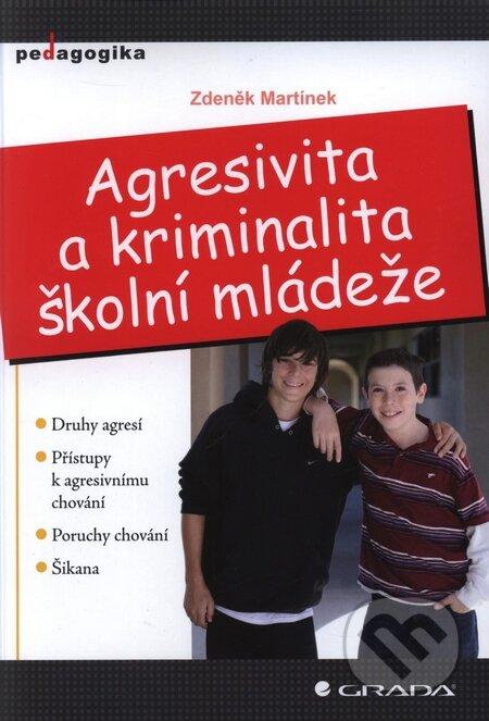 Fatimma.cz Agresivita a kriminalita školní mládeže Image