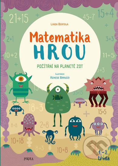 Peticenemocnicesusice.cz Matematika hrou 5: Počítání na planetě Zot Image