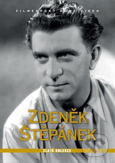 Zlatá kolekce - Zdeněk Štěpánek DVD