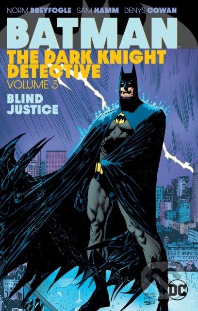 Batman: The Dark Knight Detective 3 - DC Comics