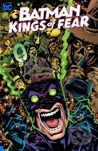 Batman: Kings of Fear - Scott Peterson, Kelley Jones (ilustrácie)