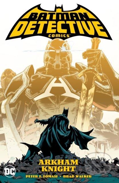 Batman: Detective Comics 2 - Peter J. Tomasi, Brad Walker (ilustrácie)