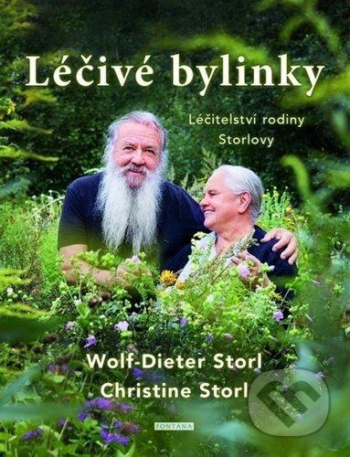 Léčivé bylinky - Wolf-Dieter Storl, Christine Storl
