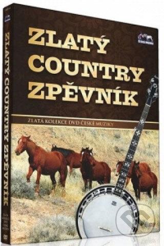 Zlatý country zpěvník DVD