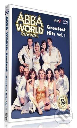 ABBA WORLD REVIVAL - Greatest Hits Vol. 1 DVD
