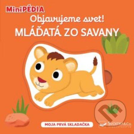 Mláďatá zo savany - Svojtka&Co.