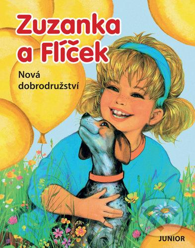 Zuzanka a Flíček: Nová dobrodružství - Junior