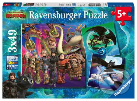 Jak vycvičit draka 3 - Ravensburger