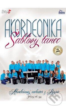 Akordeonika - Šablový tanec DVD