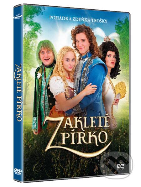 Zakleté pírko DVD