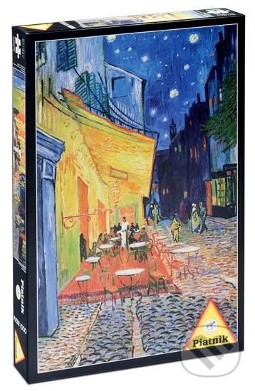 Van Gogh, Noční kavárna - Piatnik