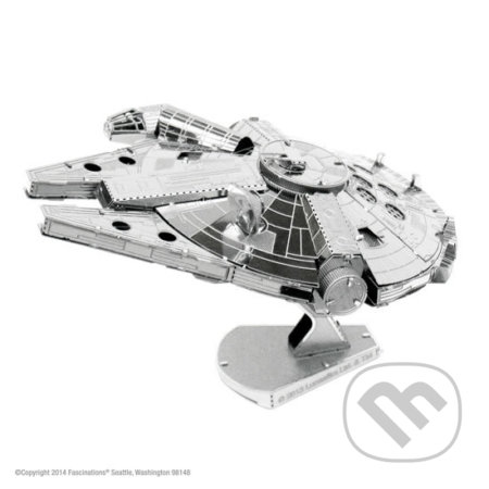 Metal Earth 3D puzzle: Star Wars Millennium Falcon -
