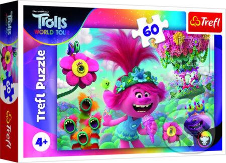 Trollové: Světové turné - Trefl