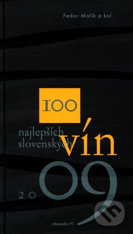 Interdrought2020.com 100 najlepších slovenských vín 2009 Image