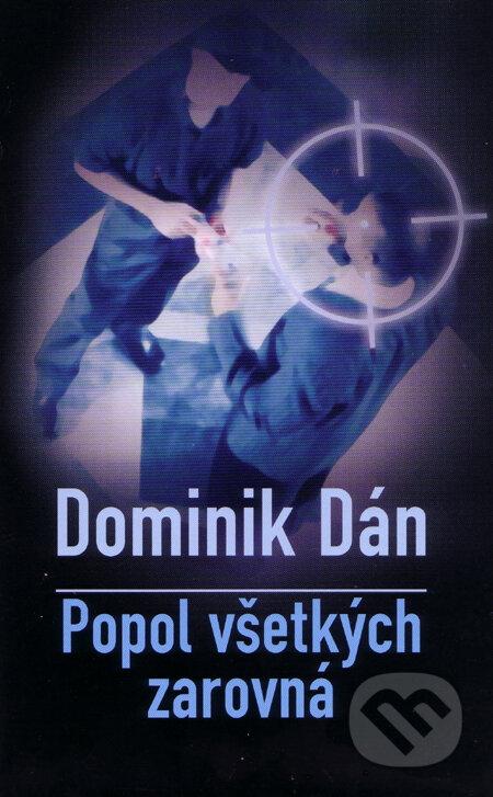 Fatimma.cz Popol všetkých zarovná (s podpisom autora) Image