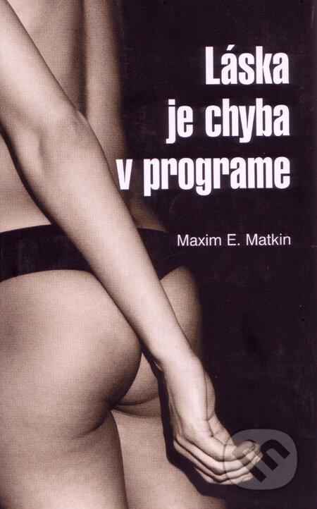 Fatimma.cz Láska je chyba v programe (s podpisom autora) Image