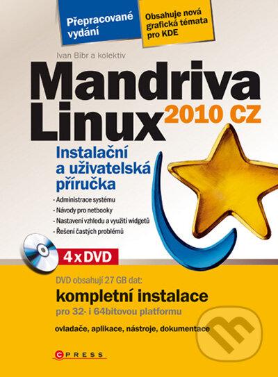 Mandriva Linux 2010 CZ - Ivan Bíbr a kolektiv