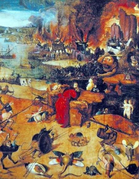 Bosch, The tempting of St.Antonio -