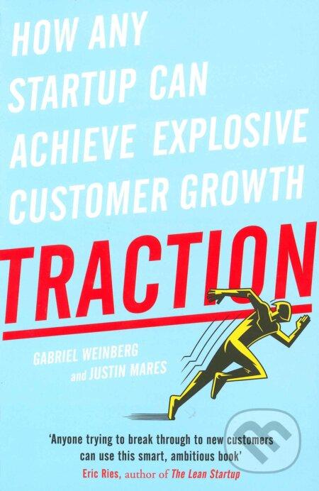 Traction - Justin Mares, Gabriel Weinberg