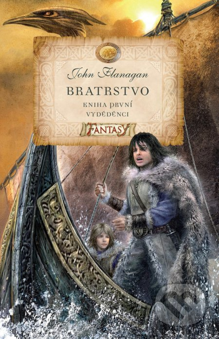 Bratrstvo (Kniha první) - John Flanagan