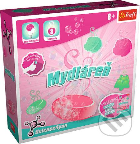 Science 4 You - Výroba mydla - Trefl