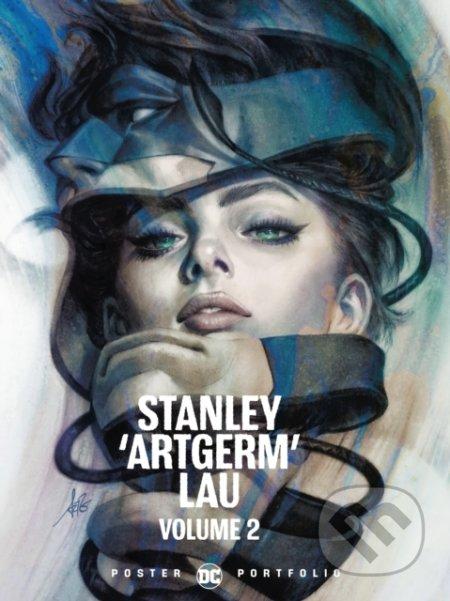 Stanley Artgerm Lau Volume 2 - Stanley Lau