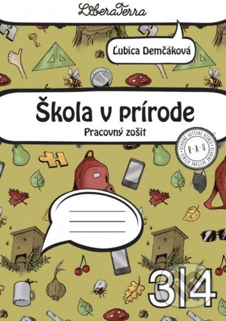 Škola v prírode - Ľubica Demčáková