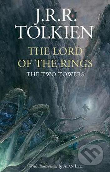 The Two Towers - J.R.R. Tolkien, Alan Lee (ilustrácie)